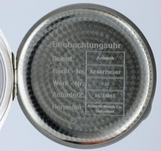 Solgt - Azimuth B-Uhr - 10/2007-22122