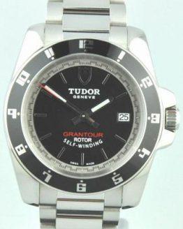 Solgt - Tudor Grantour automatic - 2010-0