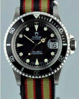 Solgt - Tudor Submariner 79090 - ca. 1990-0