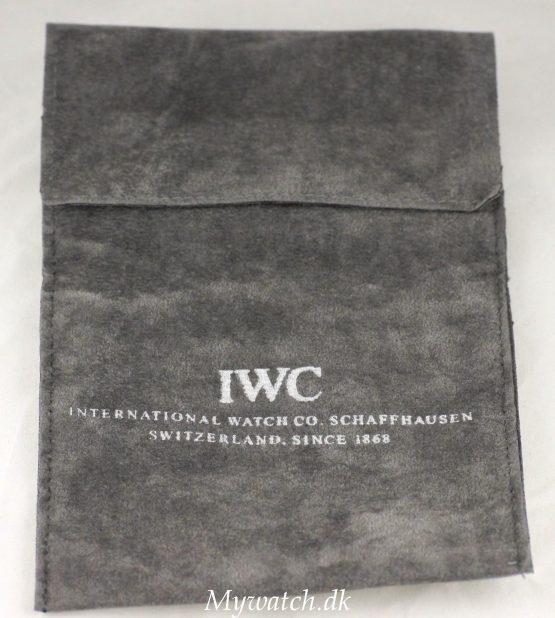 Solgt - IWC Servicepung-0