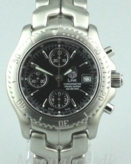 Solgt - Tag Heuer Link Chrono - 2003-0