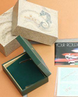 Rolex box Oyster 'Triangle'-0