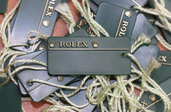 Rolex price tags med rundede hjørner-26622