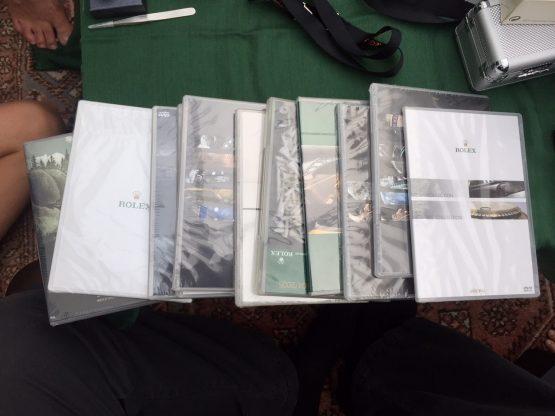 Rolex assorterede DVD film-0