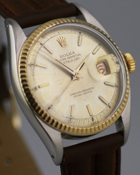 1896 - Rolex Datejust Bubbleback - 1959-26482