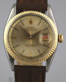 1896 - Rolex Datejust Bubbleback - 1959-0