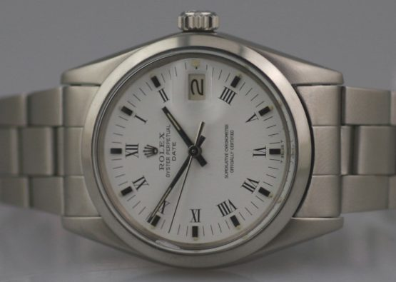 1908 - Rolex Oyster Perpetual 1500 - 1972-26490