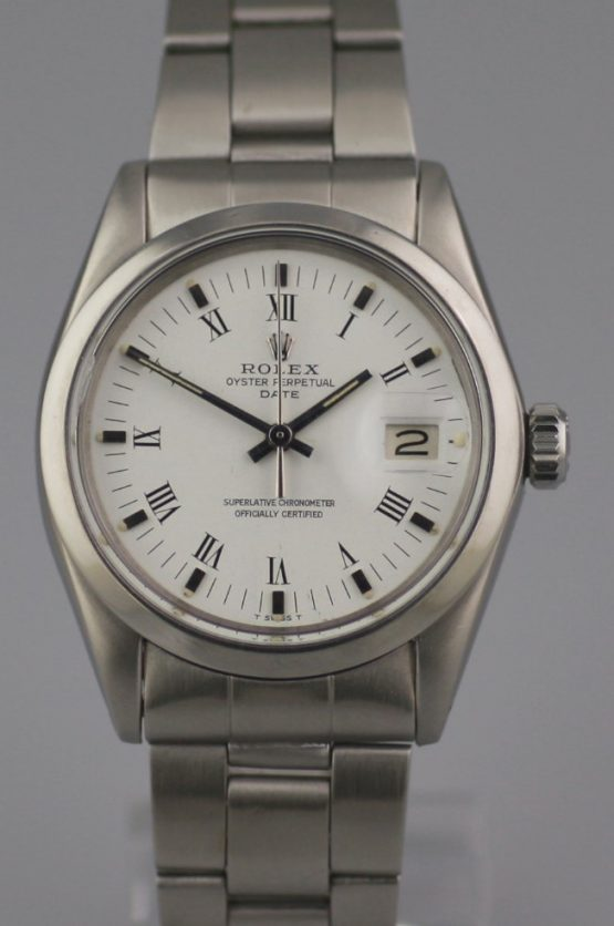 1908 - Rolex Oyster Perpetual 1500 - 1972-0