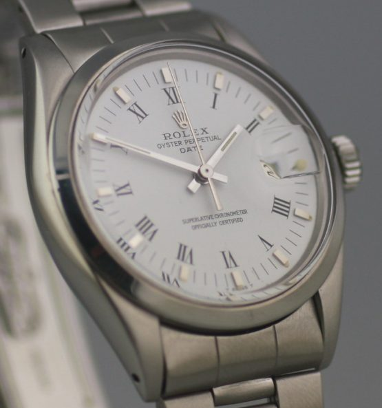 1908 - Rolex Oyster Perpetual 1500 - 1972-26493