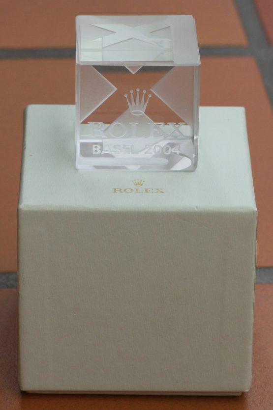 Rolex glass dice-26554