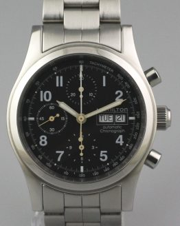 1967 - Hamilton Speedmaster -0