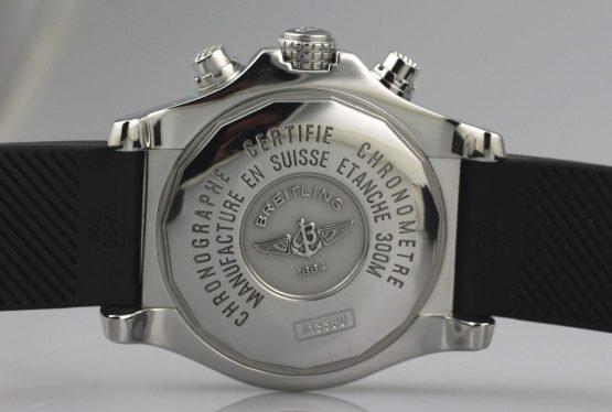 1970 - Breitling Avenger Skyland Chrono - 2008-26887