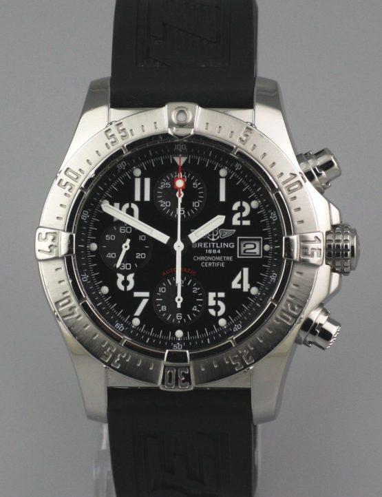 1970 - Breitling Avenger Skyland Chrono - 2008-0