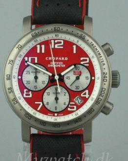 Chopard Mille Miglia Chrono Rosso limited