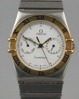 Omega Constellation Two-Tone Day-Date