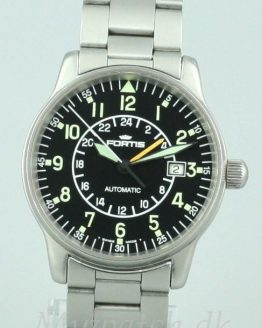 Fortis Flieger GMT